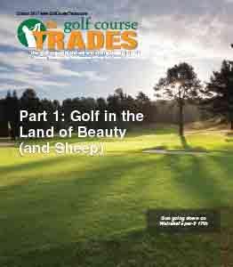 October 2017 Golf Course Trades