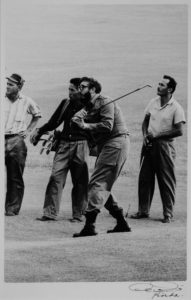 Fidel Castro and Che Guevara played a single round at Varadero Golf Club