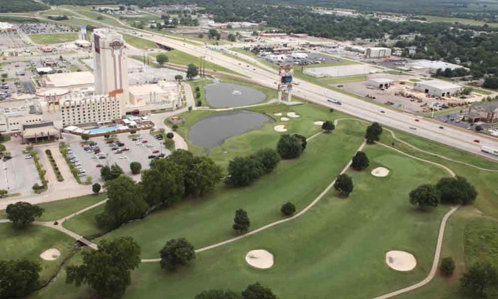 Cherokee Hills Golf Course