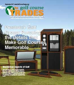 September 2017 Golf Course Trades