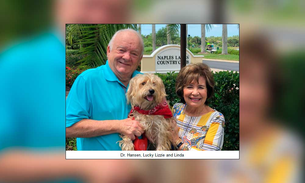 Lucky Lizzie of Naples Lakes Country Club