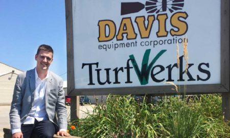 Zach Davis CEO Davis Equipment