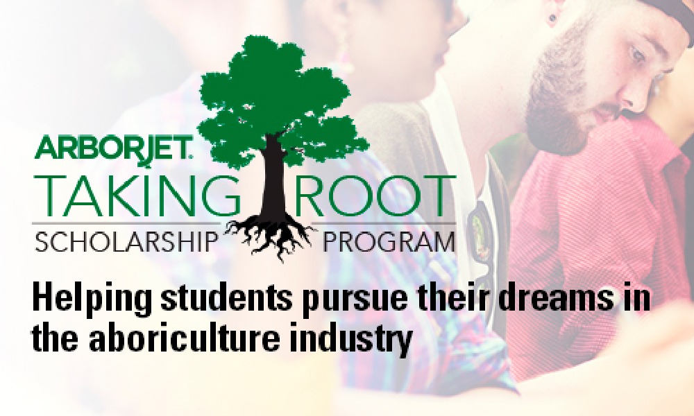 Roots to Shoots Scholarships Awarded