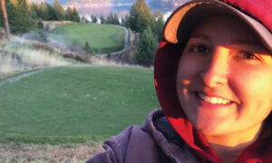 Bryce Marie Weber assistant superintendent at The Golf Club at Black Rock