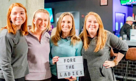 Fore the Ladies