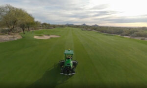 John Deere Spotlights Equipment Technology at Golf Industry Show