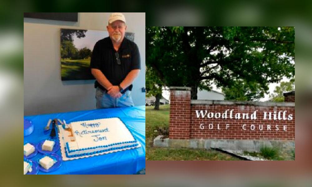 Jon Kindlesparger Retires As Woodland Hills Golf Course Superintendent
