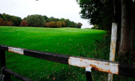 Heaton Park golf course