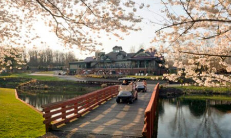 The Golf Club at South River in Edgewater, Maryland